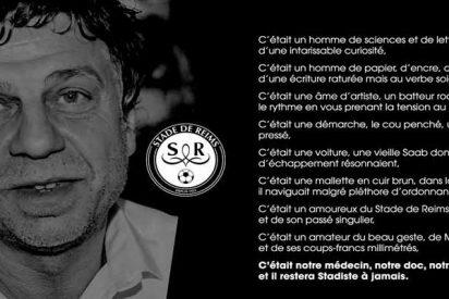 Conmoción en Francia: el médico del Reims se suicida tras confirmar su positivo por coronavirus