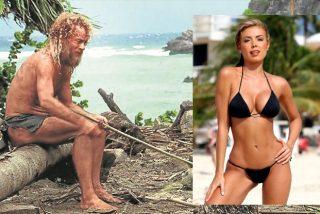 Chiste: el del náufrago y la rubia cachonda en bikini