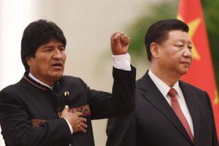 """Evo Morales: """"China ha ganado la Tercera Guerra Mundial sin disparar ni una bala"""""""