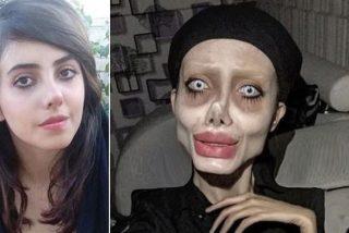 El infierno de la Angelina Jolie iraní: en la cárcel y con coronavirus