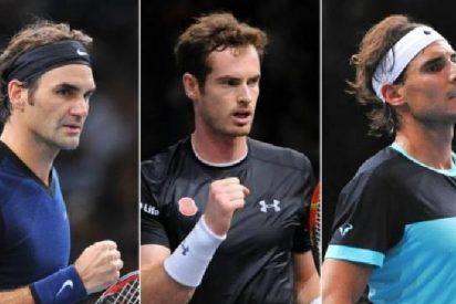"Murray a Federer: ""Nadal puede ganar 52 Roland Garros, pero no sabe usar Instagram"""