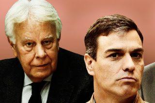 """Felipe González sentencia a Pedro Sánchez: """"El error en política es perdonable; lo que no es perdonable es la estupidez"""""""