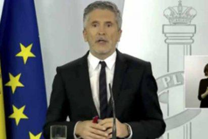 """Efrén Díaz Casal: """"Reprobación del Ministro Fernando Grande-Marlaska por su execrable actuación política"""""""