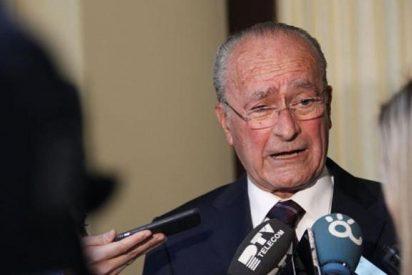 Francisco de la Torre, alcalde de Málaga, operado de urgencia tras sufrir un ictus cerebral