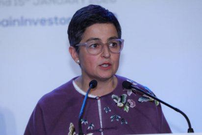 Turquía le manga 150 respiradores a España y la ministra de Exteriores solo musita: