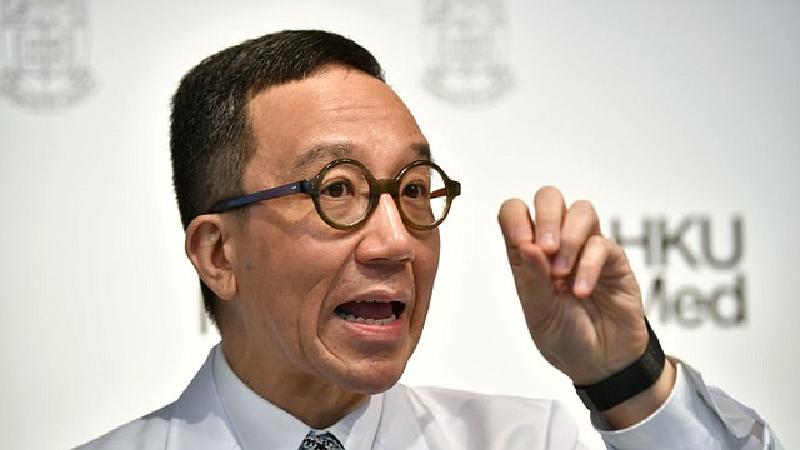 """Gabriel Leung: """"Así es cómo debe levantarse la cuarentena del coronavirus"""""""