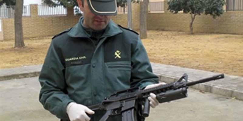 Detenido el 'Rambo de Requena' tras un fuerte tiroteo contra la Guardia Civil: un agente fue herido