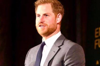 El Príncipe Harry lía la mundial con un polémico comentario sobre el coronavirus
