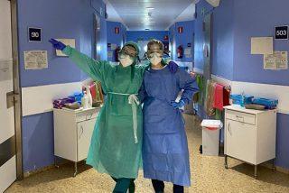 Reflexión de una enfermera en la planta de infectados en el Hospital de San Eloy de Baracaldo