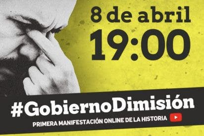 España se mueve: pionera manifestación mundial online y es contra la gestión de Pedro Sánchez en el Covid-19