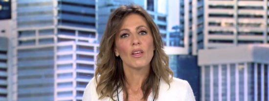La mala fe de los espectadores pone en un brete a la presentadora de 'Informativos Telecinco'