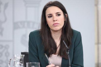 Cristina Seguí a Irene Montero: