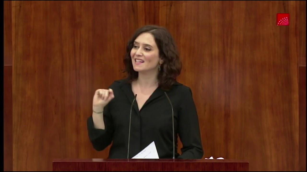 Hasta la sectaria Telemadrid vaticina que Isabel Díaz Ayuso ganará las elecciones en la Comunidad de Madrid