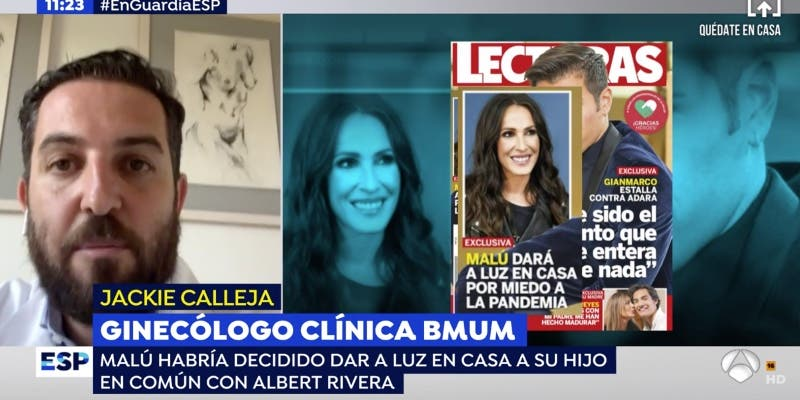 El ginecólogo Jackie Calleja sugiere que Malú está poniendo en peligro a su bebé y podría tener repercusiones