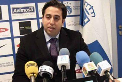 El presidente del Fuenlabrada ahonda en la polémica: