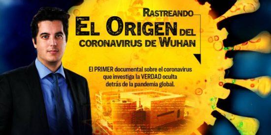 """Joshua Philipp: """"El Partido Comunista Chino ocultó que el coronavirus es sintético y se filtró de un laboratorio"""""""
