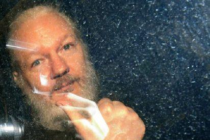 Julian Assange, el topo de WikiLeaks, tuvo 2 hijos estando encerrado en la Embajada de Ecuador en Londres