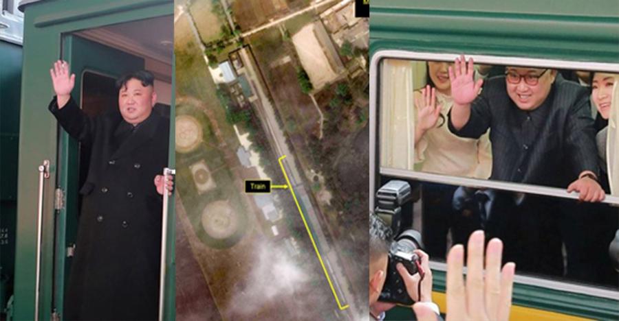 Kim Jong-un: Mientras crecen los rumores de su muerte, localizan por satélite su supuesto tren