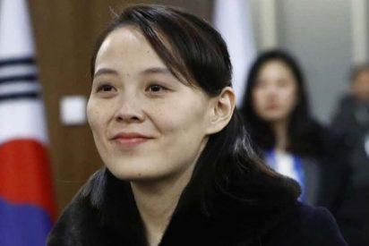 Esta es Kim Yo-jong, la implacable hermana comunista del 'tirano gordito', que figura primera en la línea de sucesión de Kim Jong-un