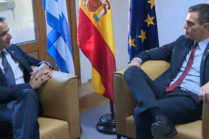 Coronavirus: La comparativa entre España y Grecia que 'sepulta' al Gobierno de Sánchez