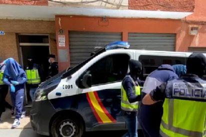 Capturan en Madrid a un peligroso fugitivo: 9 órdenes de detención y un abuso a una niña de 5 años