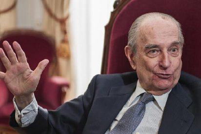 Muere Landelino Lavilla, expresidente del Congreso y exministro de Justicia, víctima del coronavirus a los 85 años