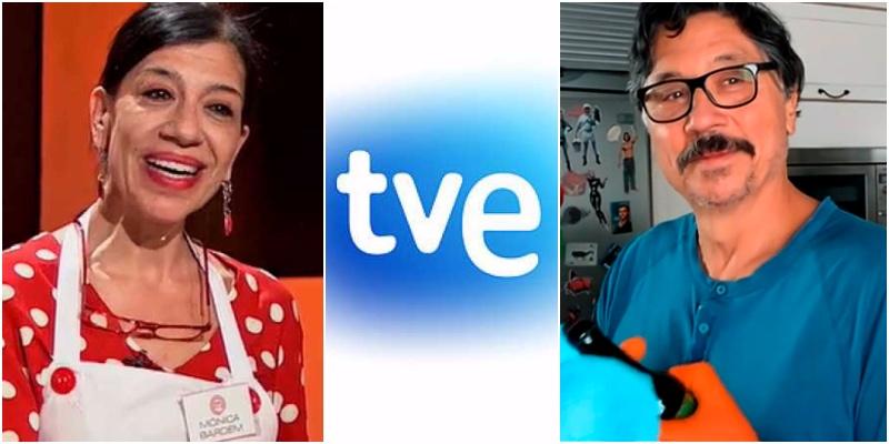 ¡Escándalo! La gubernamental TVE vuelve a premiar la hipocresía de sus lacayos Bardem colocando a otra componente de la familia en 'Masterchef'