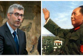 El glorioso adjetivo que los periodistas le han colgado al comisario censor de Pedro Sánchez