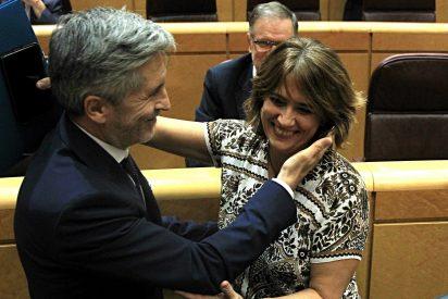 La alianza entre Marlaska y la fiscal que le llamó