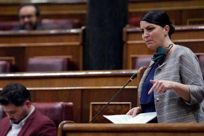 """Olona 'entierra' a Sánchez en el Congreso: """"Usted enfrentará un alud de demandas judiciales por su gestión criminal"""""""