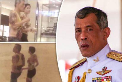 El placer del Rey de Tailandia es el infierno de sus 20 concubinas: drogadas y sumisas para dar placer sexual