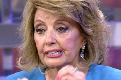 María Teresa Campos regresa a T5: ¿Esta señora no se da cuenta de que en Mediaset se están riendo de ella?