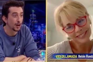 """Patinazo bestial de 'El Hormiguero' con Belén Rueda: """"Recuérdame que luego me meta la lengua por..."""""""