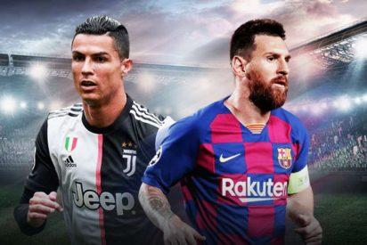 """Un exportero del Real Madrid la lía en su polémico libro: """"Messi es falso y provocador; Cristiano Ronaldo, arrogante"""""""