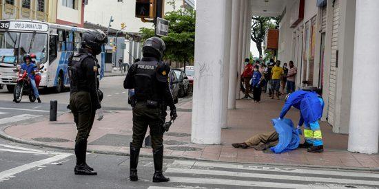 Ecuador: el drama de Guayaquil, que tiene más muertos por coronavirus que países enteros