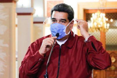 El tirano Nicolás Maduro anuncia el cierre autopistas y medios de transporte desbordado por el coronavirus