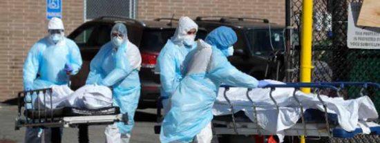 Coronavirus: Nueva York enterrará a los muertos con COVID-19 en