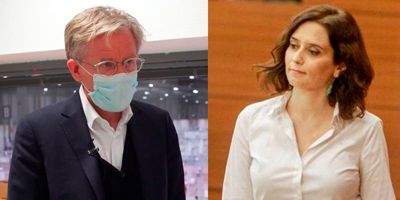 La OMS felicita a la Comunidad de Madrid y los 'progres' quedan en ridículo por su guerra sucia contra Ayuso