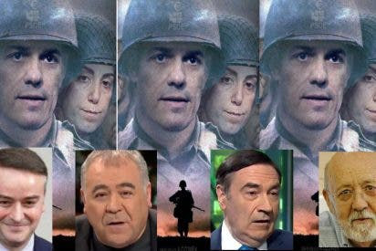 Pactos de la Moncloa: la siniestra operación 'Salvar al soldado Sánchez'