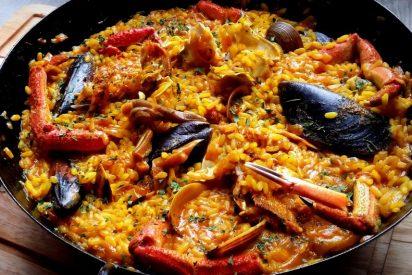 Paella de Mariscos: Receta ideal para el día de la Madre