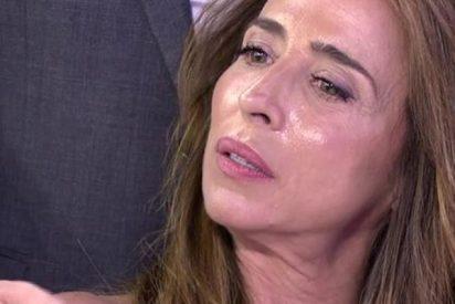 Las últimas polémicas de 'Sálvame' salpican a María Patiño y terminan en disgusto: sufre una brutal agresión