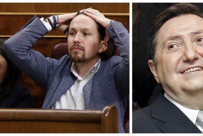 Losantos denuncia la última puñalada de Podemos a la libertad: