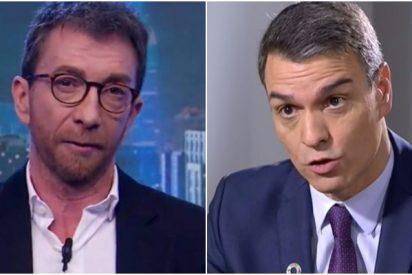 Motos sopapea a Sánchez por huir como un conejo del Congreso en pleno debate del estado de alarma