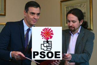 """Gobierno PSOE-Podemos y el rap del coronavirus: """"Si la culpa no era mía..."""""""