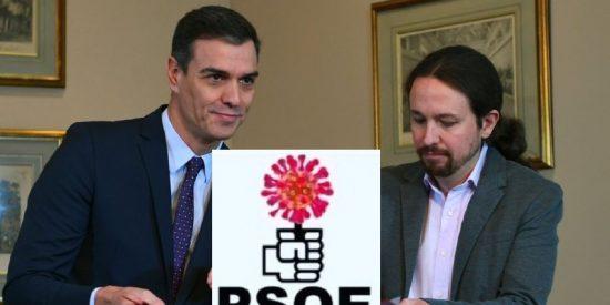Si en vez de convocar al akelarre feminista del 8-M, Sánchez hubiera confinado, se habrían salvado 20.000 españoles