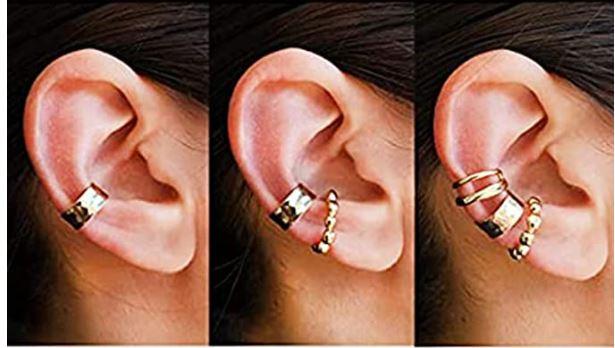Piercing falsos oreja más vendidos