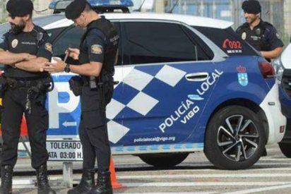 Policía de Vigo 'muele a palos' a Abel Caballero: