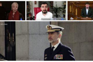 Sánchez e Iglesias se vengan del rey Felipe VI con un reportaje en RTVE que socava los cimientos de la Corona