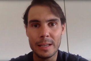 Podemos se moviliza en las redes para impulsar insultos a Rafa Nadal por criticar al Gobierno