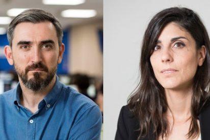 La 'investigadora' estrella de Nacho Escolar, al informativo de la televisión de Ximo Puig para blanquear a Sánchez en la 'pantalla chica'